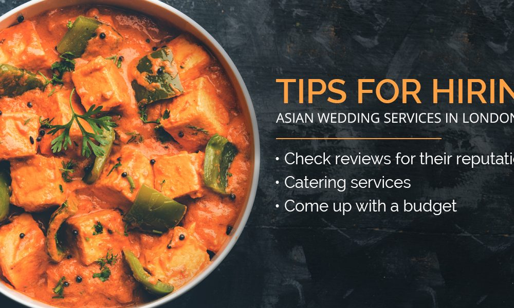 Asian wedding services London