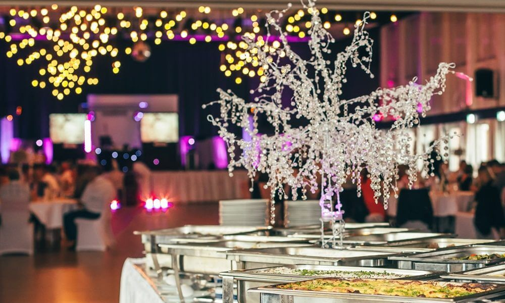 Asian wedding caterers London