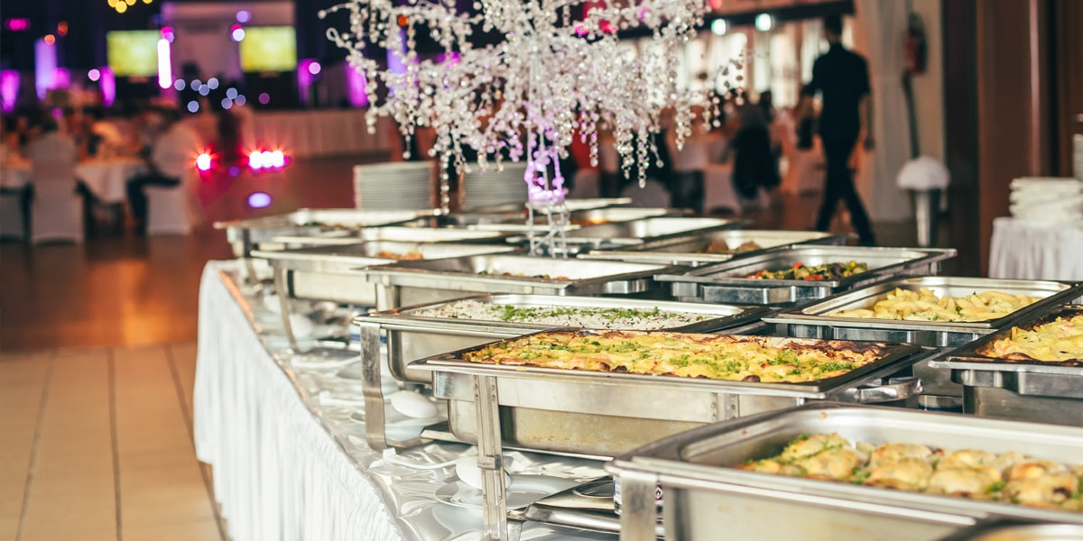 Indian wedding caterers in London